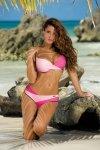 Kostium kąpielowy Christina Blueberry-Rosa Confetto-Milk Shake M-348 (10)