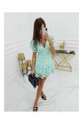 Sukienka Envy VR5365-6 Mint