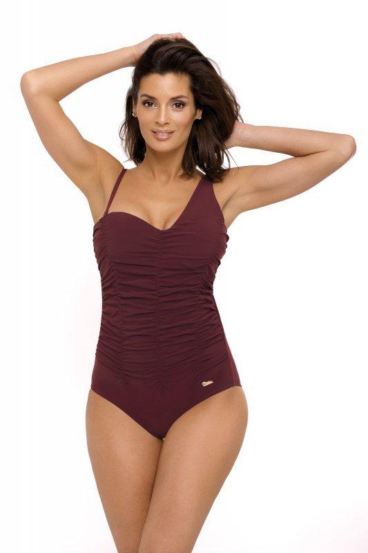 Kostium kąpielowy Gabrielle Purple M-543 (10)