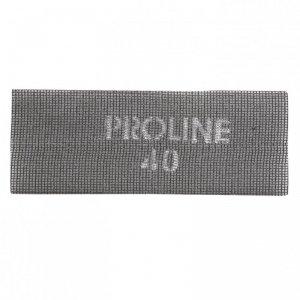 SIATKA ŚCIERNA 105*275 MM P120 PROLINE