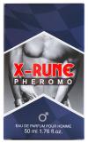 X RUNE 50ml NIEZWYKLE MĘSKI UWODZĄCY ZAPACH Z FEROMONAMI