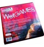 JoyDivision SexMAX WetGAMES 180 x 220 cm (czarne)