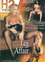 Hustler Leg Affair 13