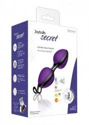 Kulki-Joyballs secret, violet-black