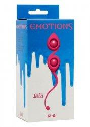 Kulki-Vaginal balls Emotions Gi-Gi Pink