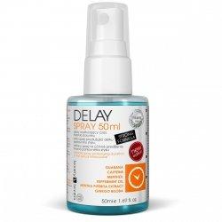 Delay 50ml mocny spray opóźniający wytrysk