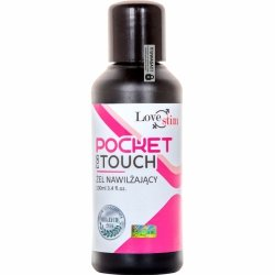 POCKET FOR TOUCH 100ml ŻEL DO MASAŻU I LUBRYKANT W JEDNYM