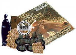 Prezerwatywy Secura Nougatti 50 sztuk