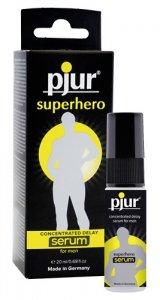 Pjur superhero serum opóźniajace