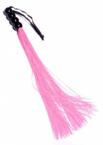 Silicone Whip Pink 14 - Fetish Boss Series