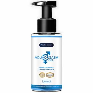 Żel pobudzający orgazm - Aqua Orgasm Gel 150ml