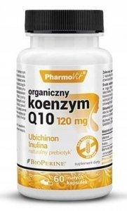 Pharmovit Koenzym Organiczny Q10 120 mg 60 k