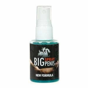 spray powiększający penisa BIG PENIS SPRAY 50ml