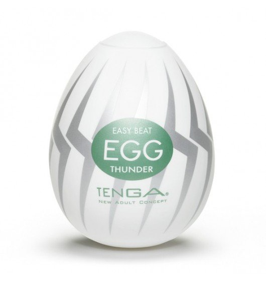 Tenga - Hard Boiled Egg - Thunder
