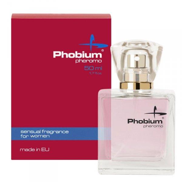 Feromony-PHOBIUM Pheromo for Women 50ml.