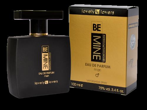77833f412aa586 Wyrafinowane uwodzicielskie perfumy z feromonami BeMine 100ml dla mężczyzn