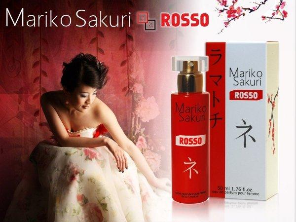 Mariko Sakuri ROSSO 50 ml NAMIĘTNOŚĆ +FEROMONY