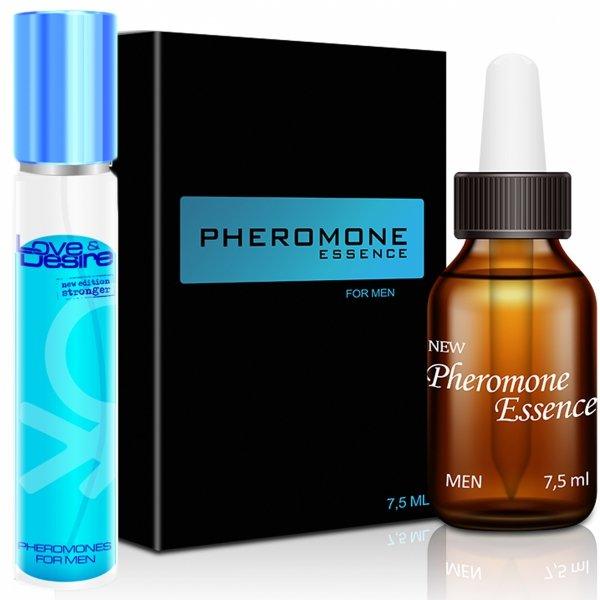 BEZWONNY PHEROMONE ESSENCE MĘSKIE 7,5ml