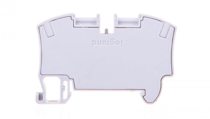 Złączka VIKING 3 sprężynowa 6 mm2 2 przewodowa szara 037262