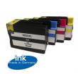 4x Tusz HP 932XL 933XL OfficeJet 6100, 6600, 6700, 7110, 7610 GP-H933XLCMYK ZESTAW