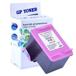 Tusz do HP 652 XL Deskjet Ink Advantage 1115 2135 2136 3635 3775 3785 3835 4535  - zamiennik GP-H652XL Kolor