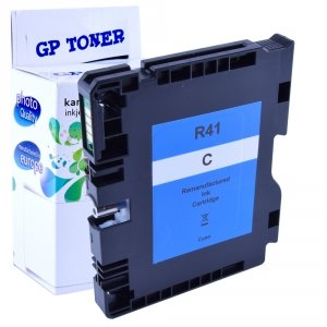 Tusz żelowy do Ricoh SG 2100N 3100SNw 3110DN - GP-R41XL C - Niebieski