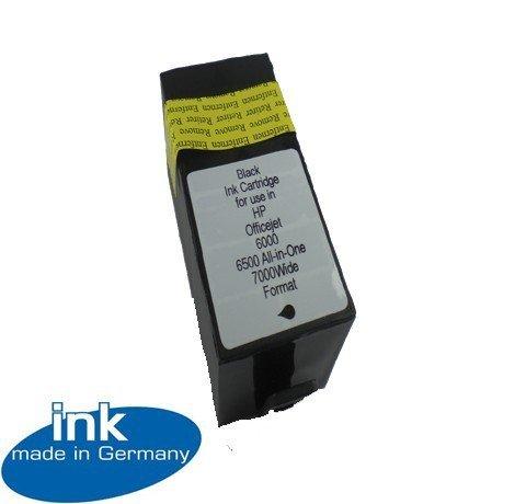 Tusz Zamiennik HP 920XL czarny OfficeJet 6000, 6500, 7000, 7500 - GP-H920XLBK Black