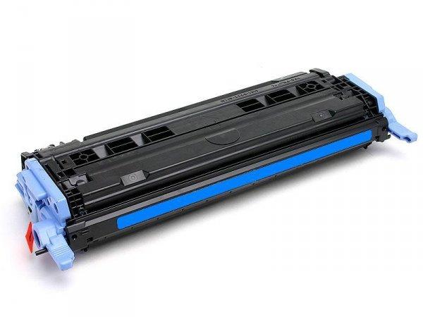 Toner Zamiennik błękitny do HP 1600, 2600, 2605, CM1015, CM1017 -  Q6001A
