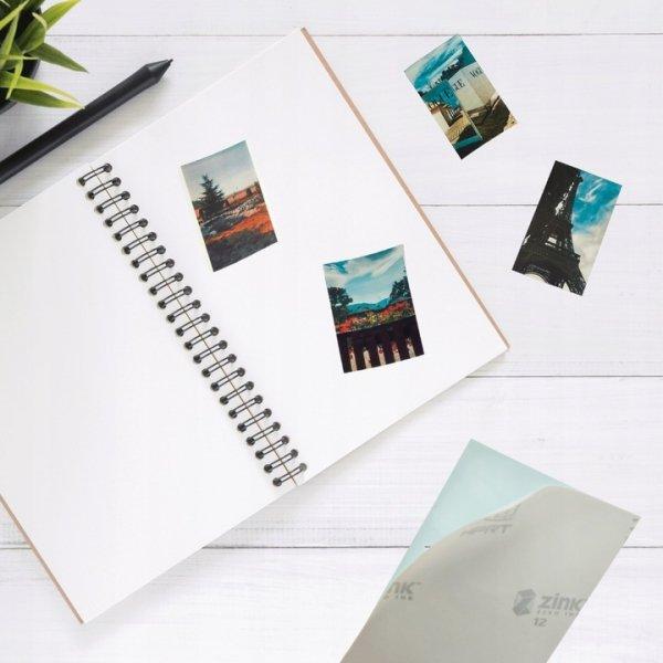 10x Papier fotograficzny ZINK do drukarek wkłady G&G Xiaomi Mi Canon Huawei