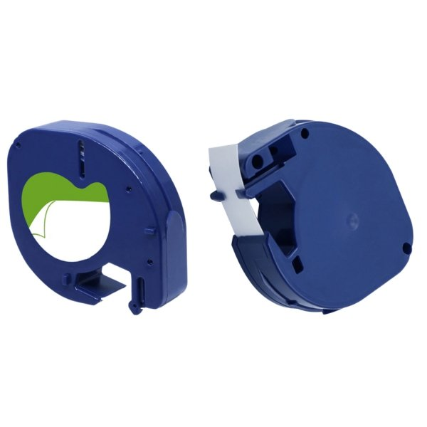 10x Taśma do Dymo LetraTag 59426 12mm x 4m Niebieska Plastik - zamiennik GP-DY59426 x10