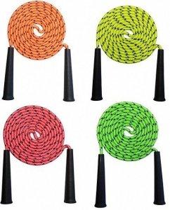 Kolorowa skakanka 4 wersje kolorystyczne 2 m