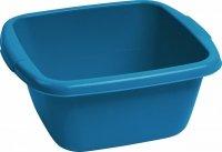 Miska 7L kwadratowa niebieska