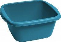 Miska 14L kwadratowa niebieska