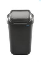 Kosz na śmieci STANDARD 30L grafitowy