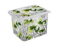 Pojemnik Fashion-Box 20,5L SpringLeaves