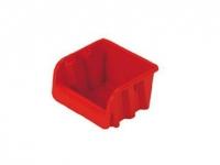 Pojemnik magazynowy PROFI 1 czerwony
