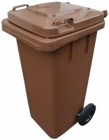 Pojemnik na odpady 120L BIO