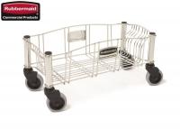 Wózek Slim Jim® Powder coated steel