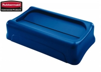 Pokrywa do koszy Slim Jim® Swing Lid Blue