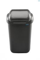 Kosz na śmieci STANDARD 15L grafitowy