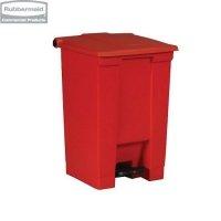 Pojemnik na śmieci Step-On Container 45,4L red