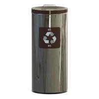 Kosz do segregacji odpadów EKO PRESTIGE 45L BIO