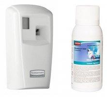 Neutralizator zapachów Microburst 3000 biały + wkład 75ml