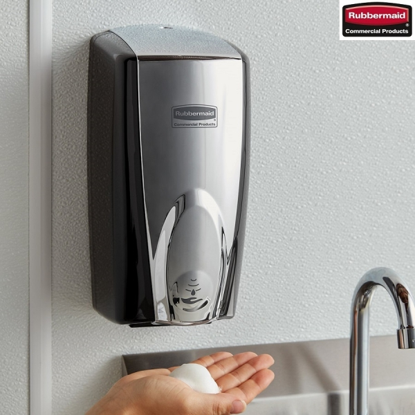 Automatyczny dozownik mydła w pianie