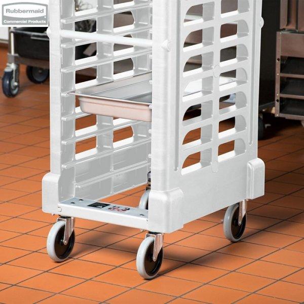 Wózek Max System™ Rack white