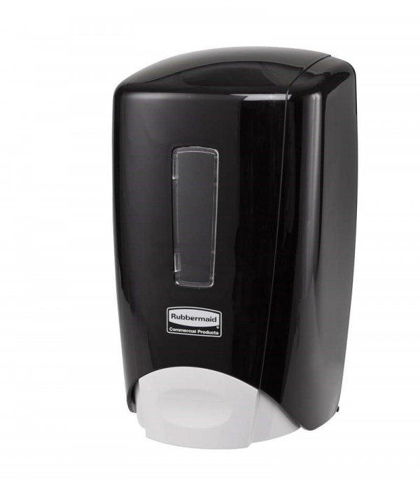 Dozownik mydła Rubbermaid FLEX 500 ml czarny
