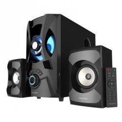Głośniki bezprzewodowy Bluetooth Creative SBS E2900 Czarne