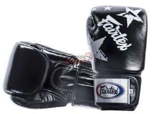 Rękawice bokserskie BGV1-N NATION PRINT Fairtex