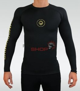 Rashguard męski ATHLETIC GOLD Ground Game
