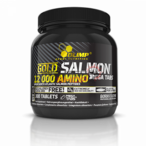 Gold Salmon 12000 Mega Tabs Olimp Labs